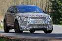 2019 Range Rover Evoque spied on the street