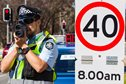 Australians paid $1.1 billion in speeding fines last financial year
