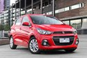 Holden Spark entering the Australian market in 2016