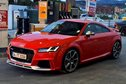 Audi TT RS announced