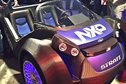 US company Local Motors reveals self-driving 3D-printed car