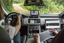 Land Rover takes self-driving tech off-road