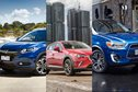 Honda HR-V vs Mazda CX-3 vs Mitsubishi ASX: Which small SUV should I buy?