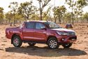 Toyota Hilux trade ute tops July's VFACTS sales chart