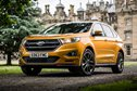 Ford Edge SUV named as replacement for Ford Territory
