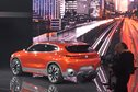 "2016 Paris Motor Show: BMW X2 Concept revealed as prelude to new crossover ""coupe"""