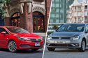 Holden Astra RS-V v Volkswagen Golf 110TSI Highline comparison review