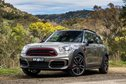 Mini Cooper John Cooper Works ALL4 quick review
