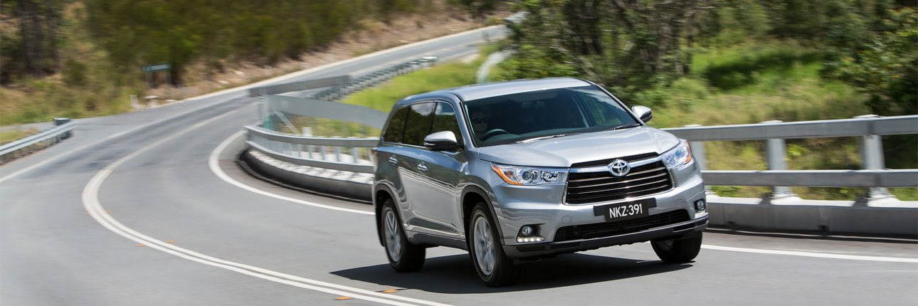 Toyota Kluger Reviews