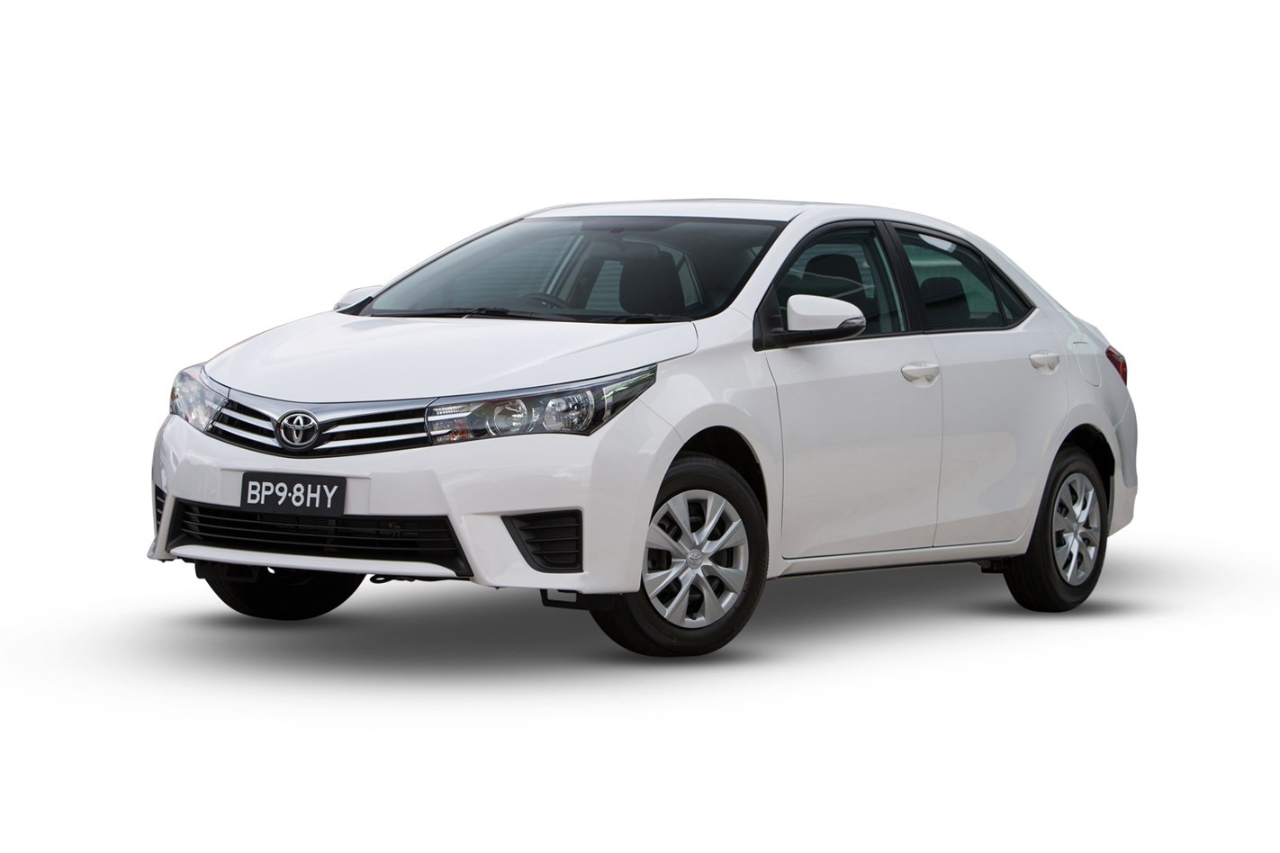 Toyota corolla sx sedan 2015