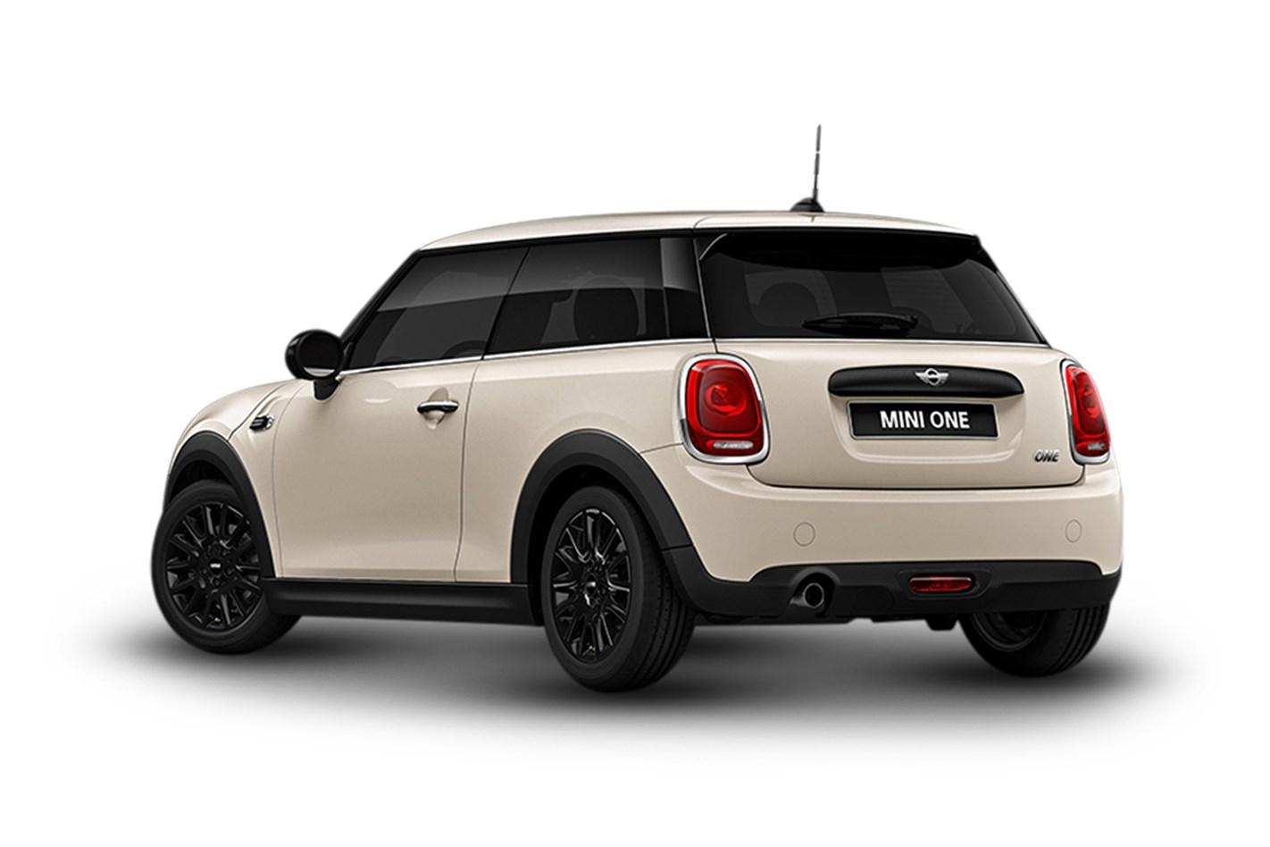 2017 Mini Cooper One 12l 3cyl Petrol Turbocharged Manual Hatchback
