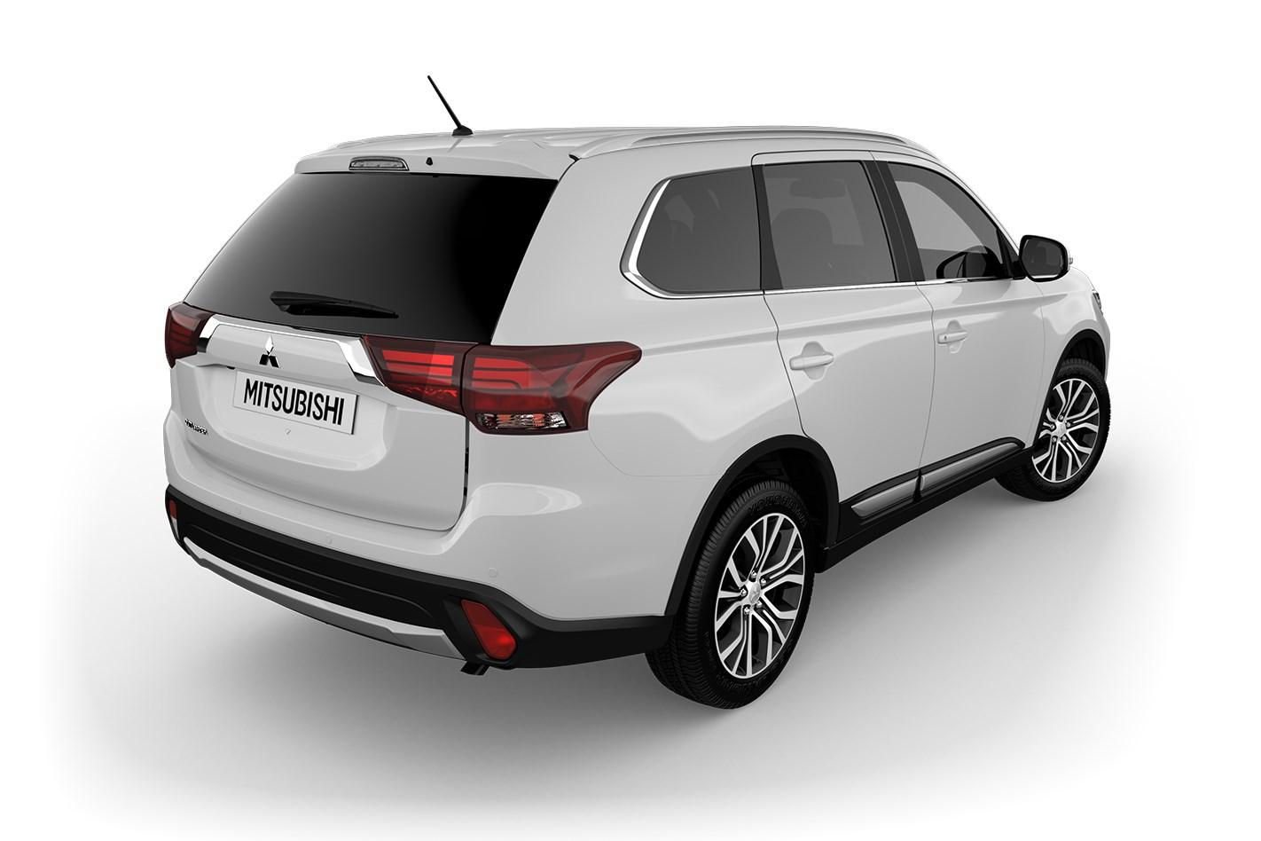 2016 Mitsubishi Outlander Ls 4x2 20l 4cyl Petrol Manual Suv Schematic