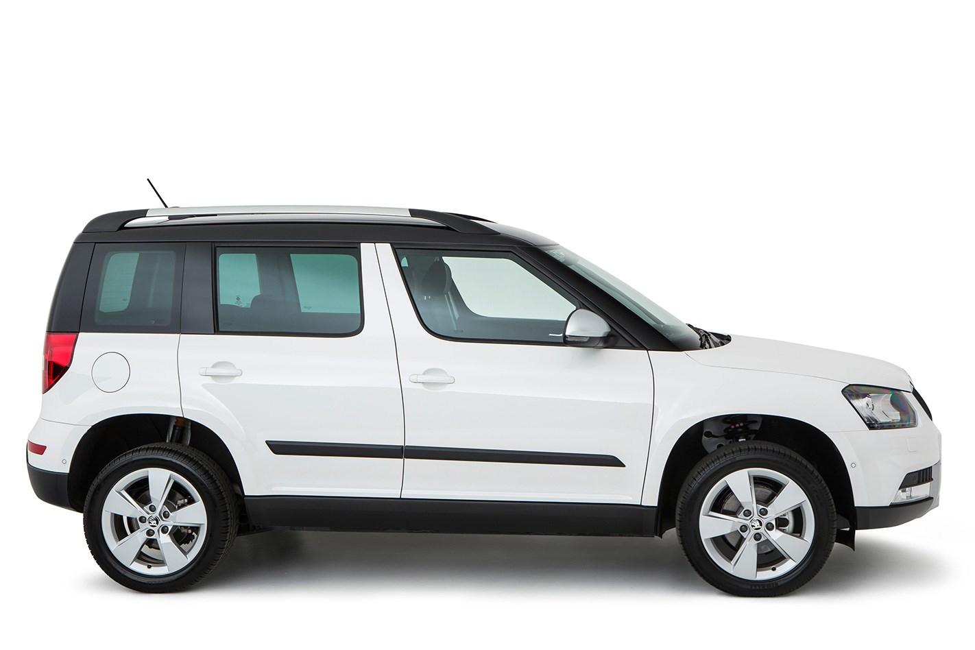 2016 Skoda Yeti Outdoor 103 Tdi 4x4 2 0l 4cyl Diesel Turbocharged