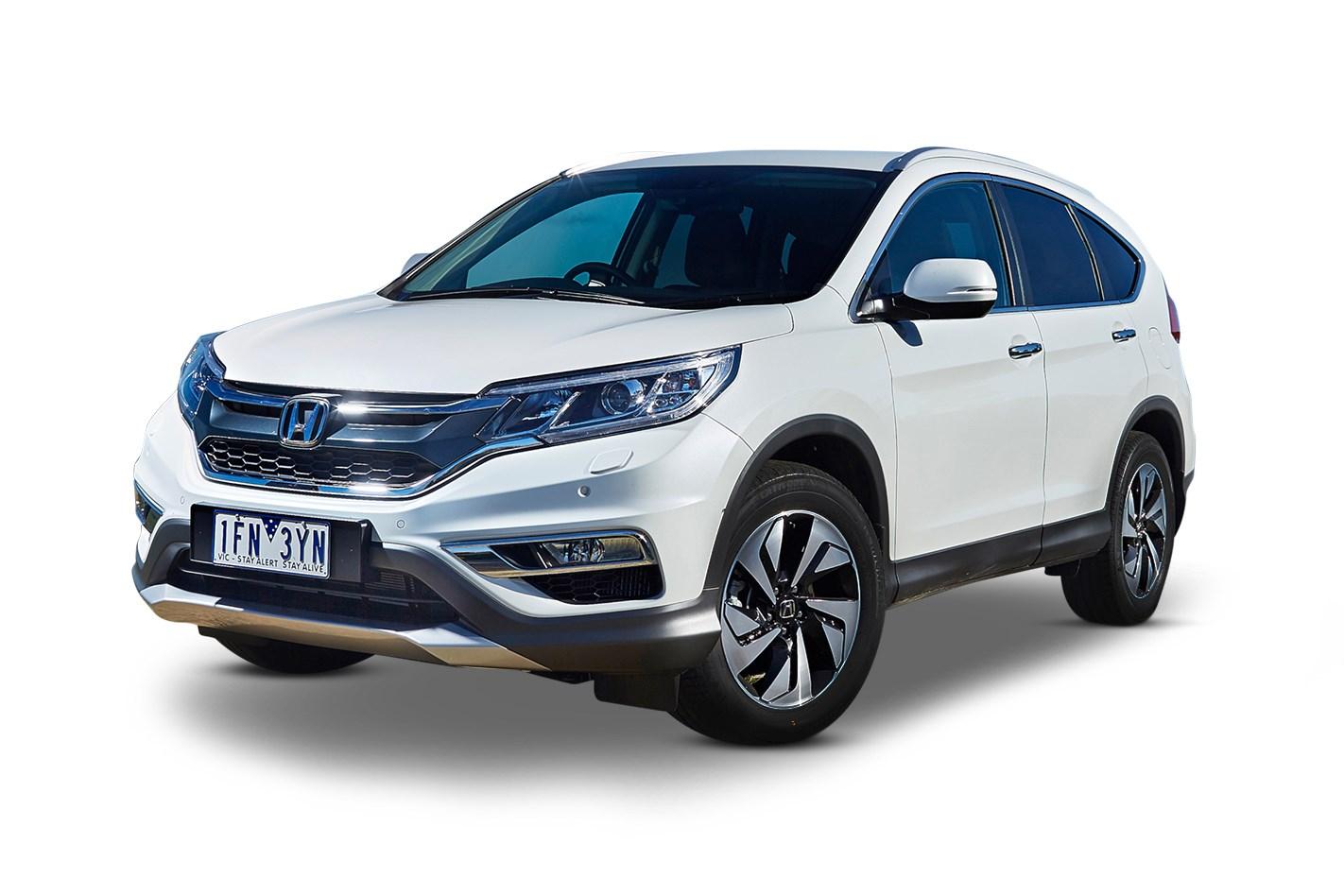 2016 honda crv dti l 4x4 limited edition 4d wagon