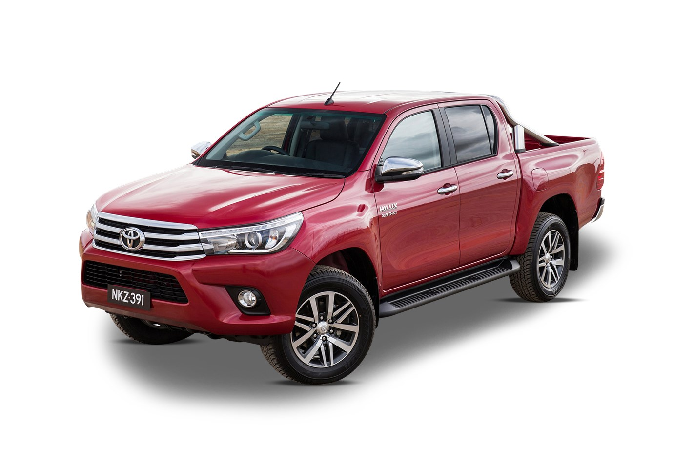 2016 toyota hilux sr 4x4 cab chassis review caradvice - 2017 Toyota Hilux Sr5 4x4 2 8l 4cyl Diesel Turbocharged Automatic Ute
