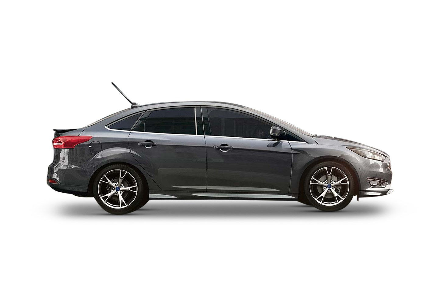 2018 ford focus titanium 1 5l 4cyl petrol turbocharged automatic sedan