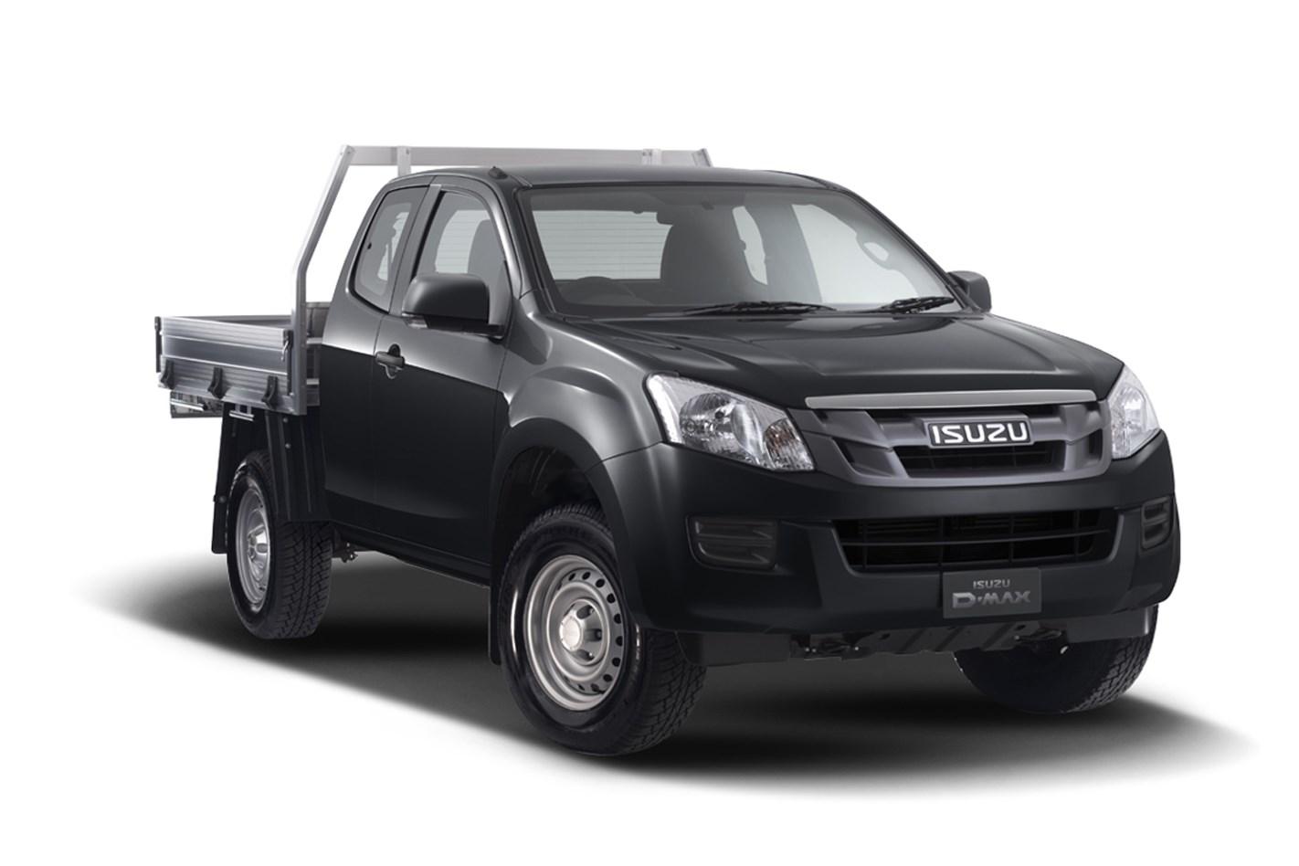 2017 Isuzu D Max Ls U Hi Ride 4x4 3 0l 4cyl Diesel Turbocharged