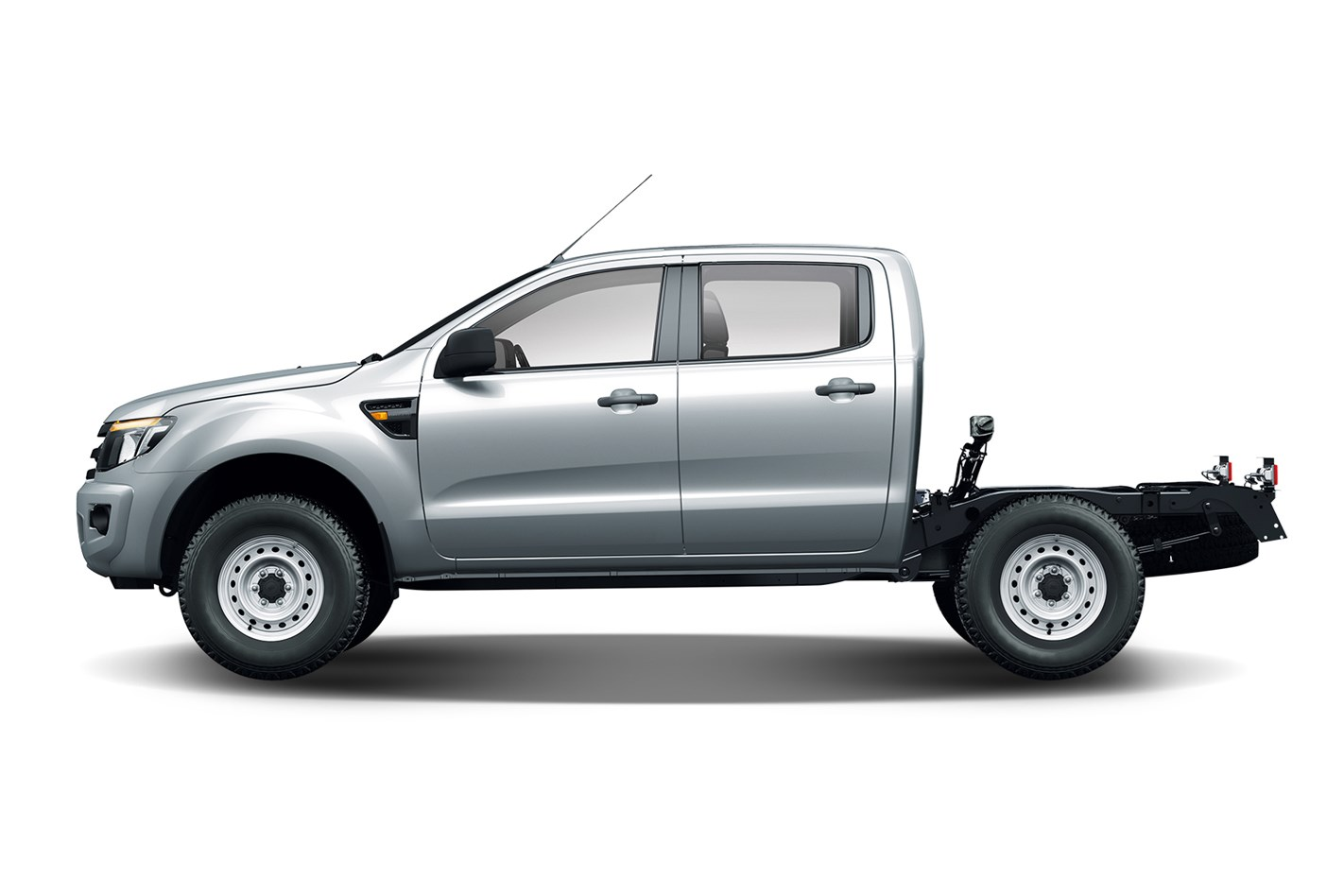 2017 Ford Ranger XL 32 4x4 32L 5cyl Diesel Turbocharged Automatic Cab Chassis