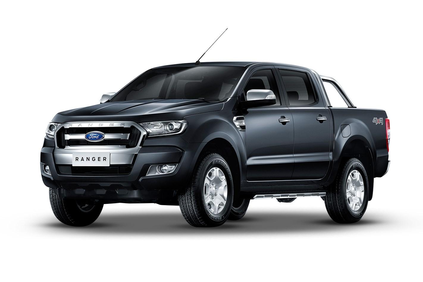 2017 ford ranger xlt 3 2 4x4 3 2l 5cyl diesel turbocharged automatic ute
