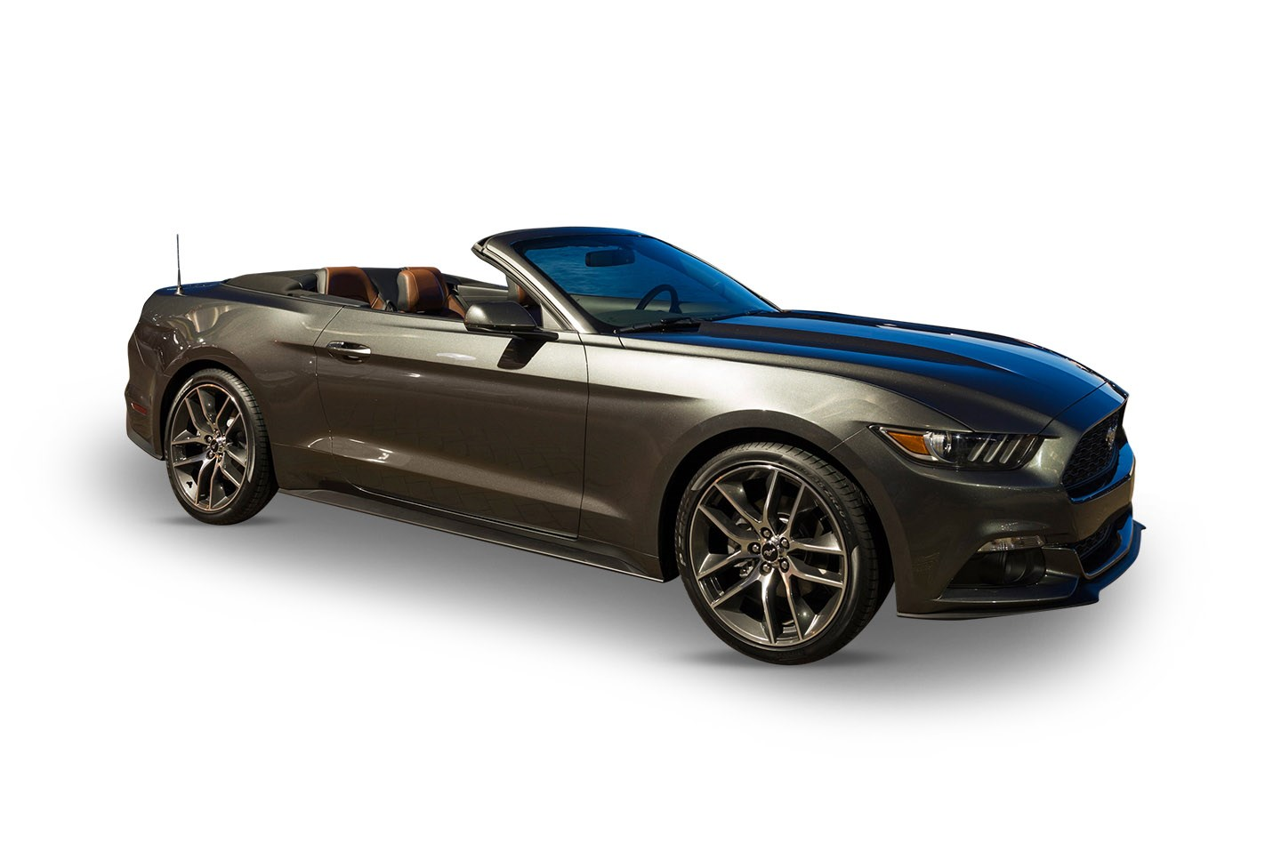 2018 ford mustang gt 5 0 v8 automatic 5 0l 2d convertible