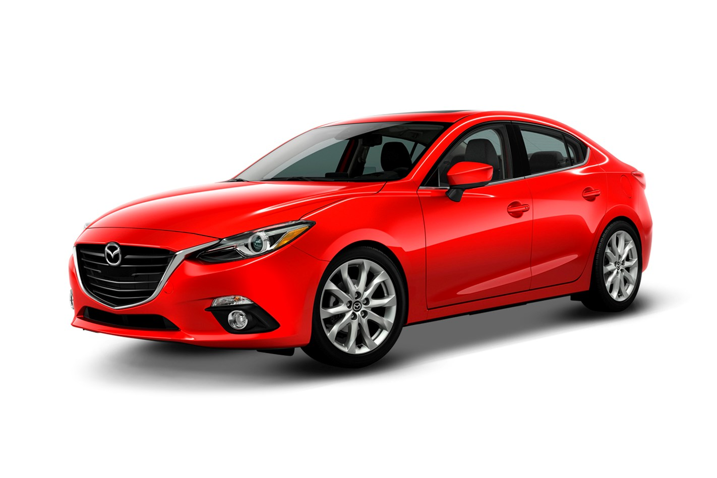 Mazda 3 Owners Manual: Specifications
