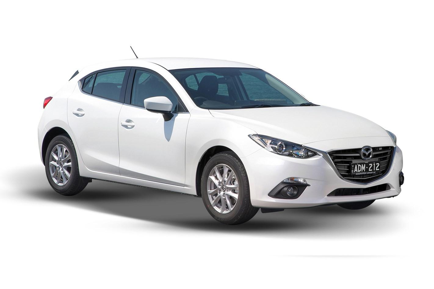 2018 Mazda 3 Maxx 2 0l 4cyl Petrol Manual Hatchback