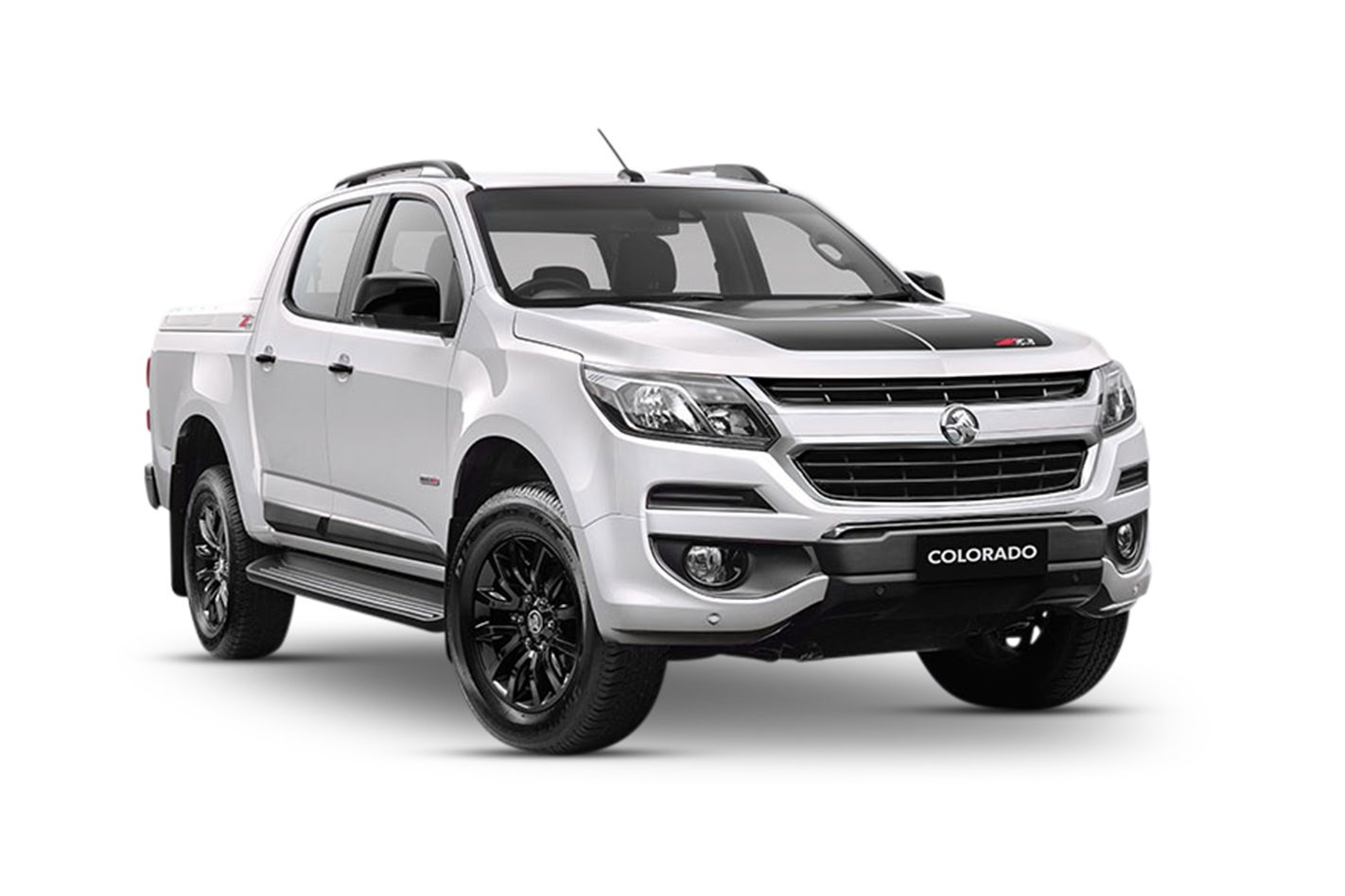 2017 Holden Colorado Z71 (4x4), 2.8L 4cyl Diesel Turbocharged Manual, Ute