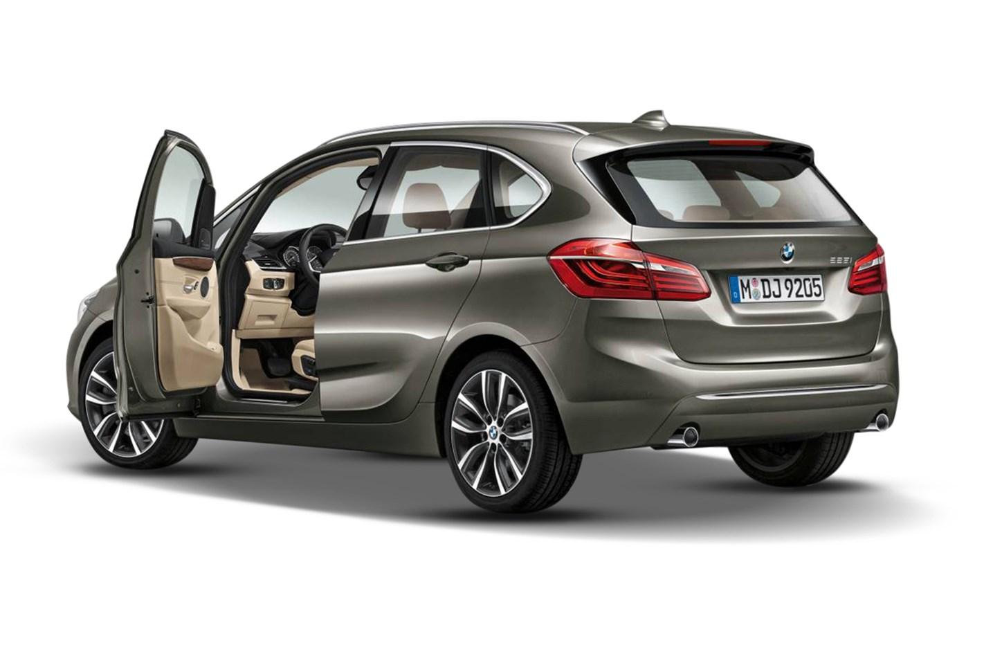 BMW I Active Tourer Sport Line L Cyl Petrol - Bmw 225i