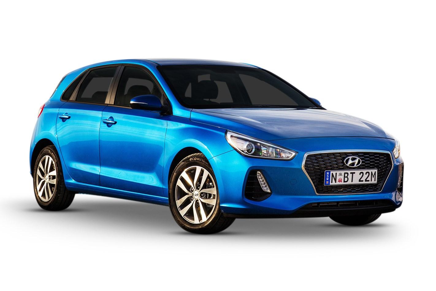 2018 Hyundai i30 Active 4D Hatchback