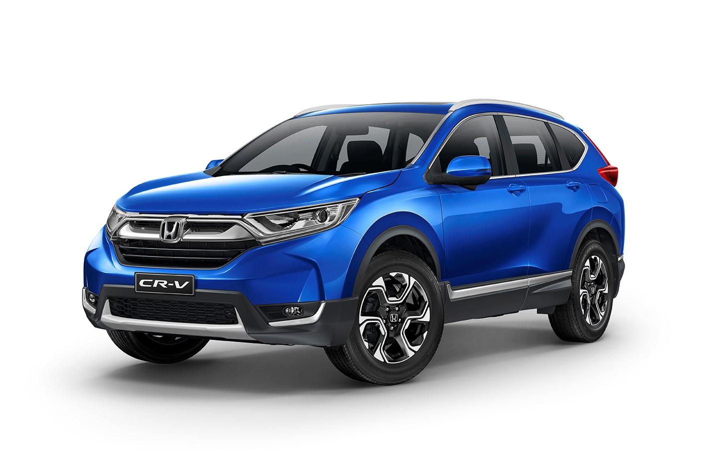 All Types crv length : 2018 Honda Cr-V VTi-S (AWD), 1.5L 4cyl Petrol Turbocharged ...