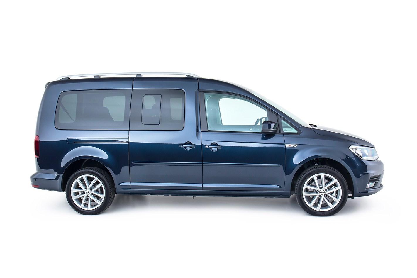 2018 Volkswagen Caddy Maxi Crewvan TDI250, 2.0L 4cyl Diesel ...