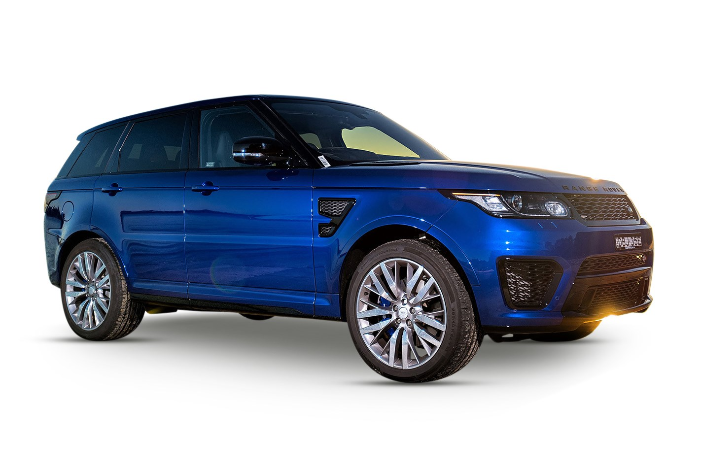 2018 Land Rover Range Sport V8 Sc Svr 50l 8cyl Petrol Supercharged 2016 Automatic Suv