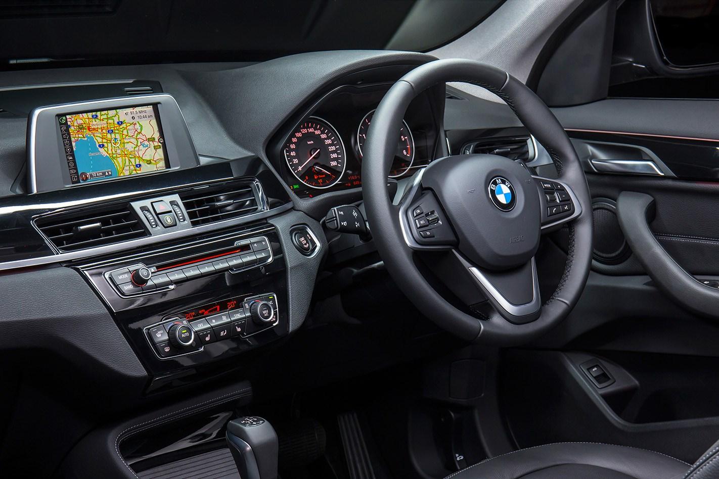 2018 BMW X1 SDrive 18i M Sport 15L 3cyl Petrol Turbocharged Automatic SUV