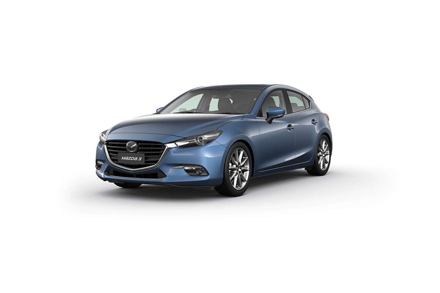 Mazda 3 Owners Manual: Voice Recognition (Type A)