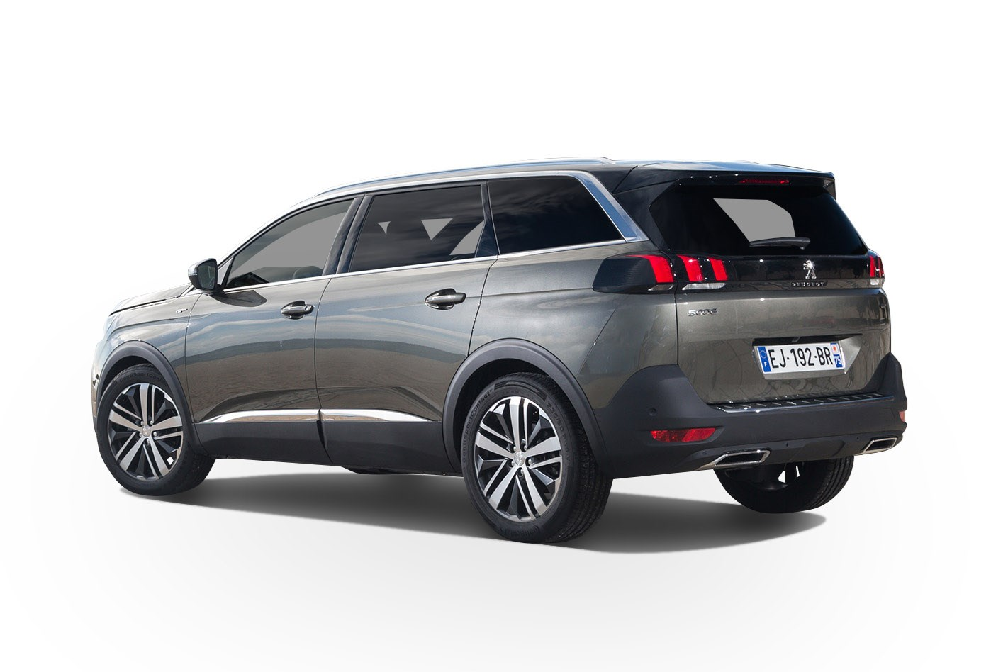 2018 Peugeot 5008 Allure 1 6l 4cyl Petrol Turbocharged Automatic Suv