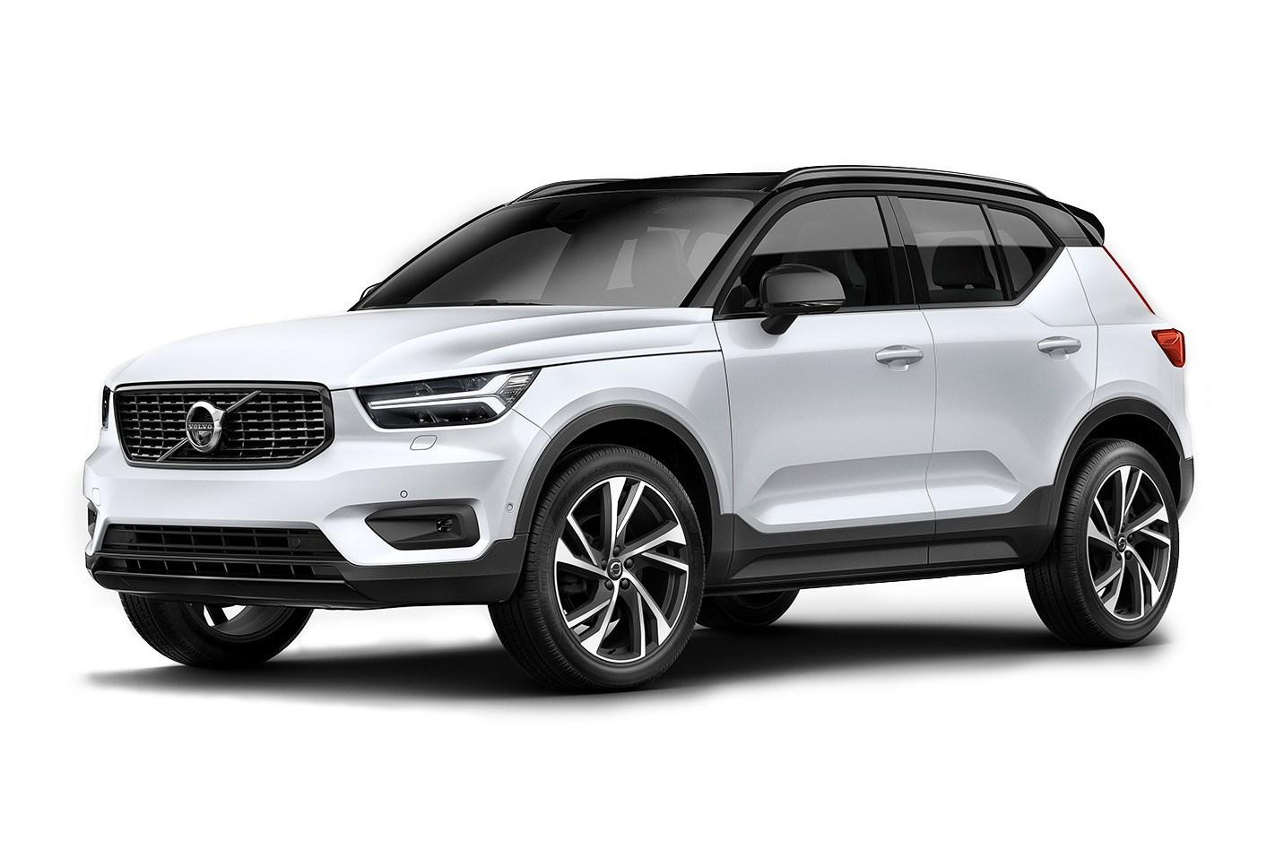 2018 Volvo XC40 T5 Momentum (AWD), 2.0L 5cyl Petrol Turbocharged Automatic,  SUV