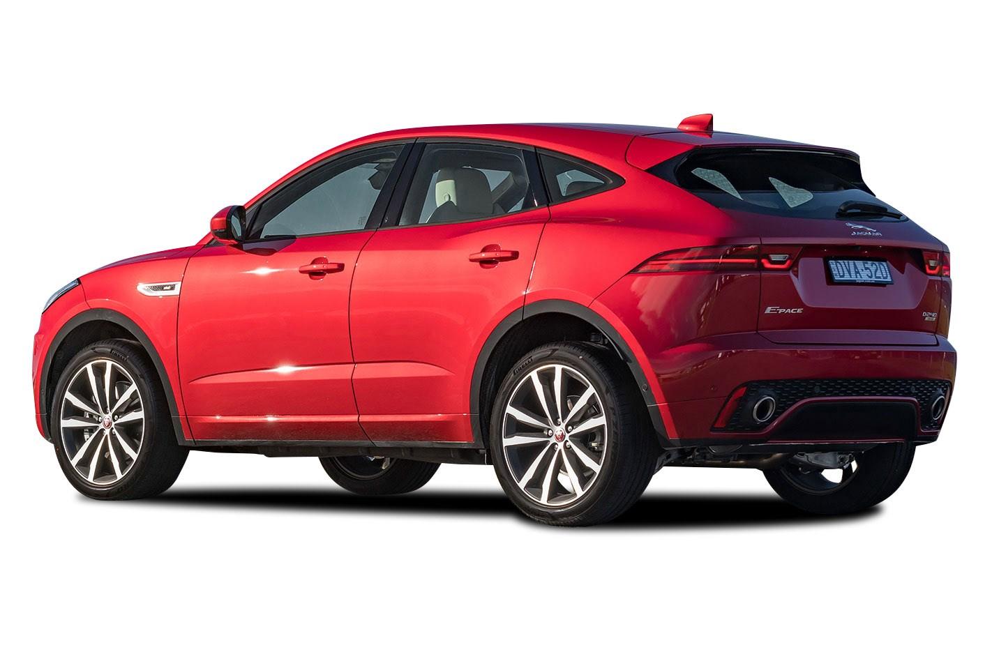 2021 Jaguar E-Pace R-Dynamic S, 2.0L 4cyl Petrol ...