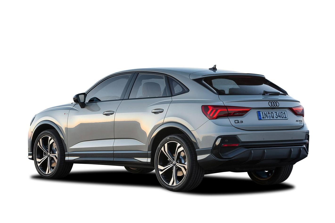 2020 Audi Q3 Sportback 35 Tfsi Launch Edition 1 4l 4cyl Petrol Turbocharged Automatic Suv