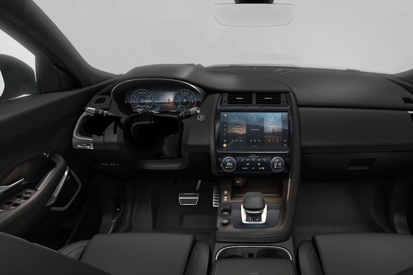 2021 Jaguar E-Pace 300 Sport, 2.0L 4cyl Hybrid ...