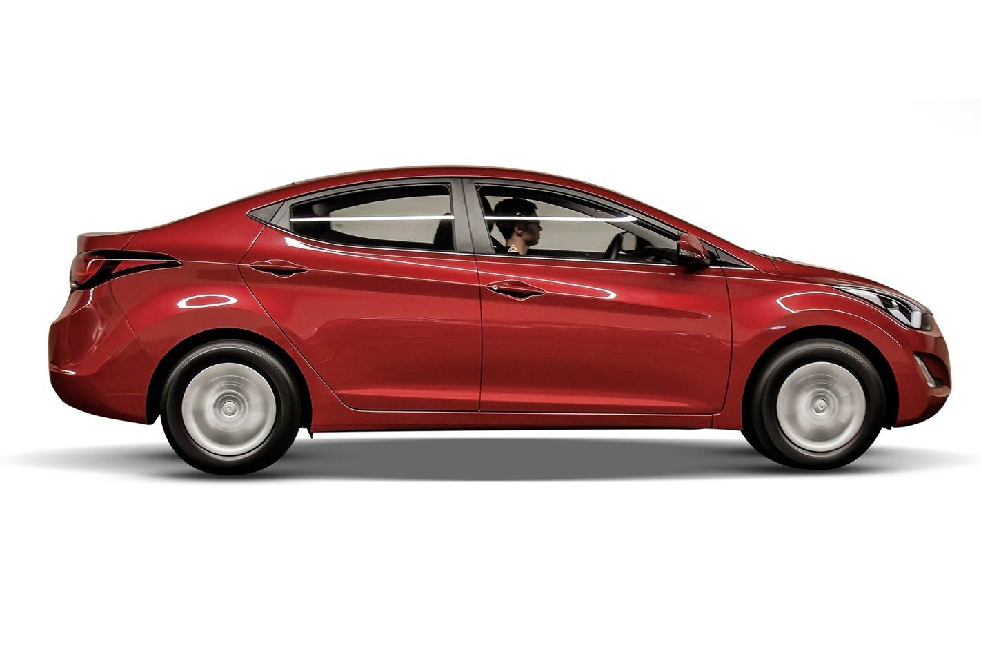 Hyundai elantra elite 2017 review
