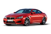 2017 BMW M6 2D Coupe