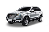 2017 Haval H8 Luxury (4x4) 4D Wagon
