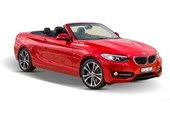 2017 BMW 228i Luxury Line 2D Convertible