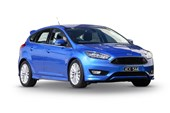 2017 Ford Focus Sport 5D Hatchback