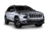 2018 Jeep Cherokee Blackhawk (4x4) 4D Wagon
