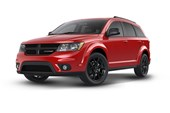 2017 Dodge Journey R/T Blacktop Edition 4D Wagon