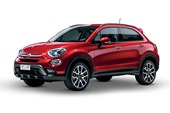 2017 Fiat 500X Cross Plus 4D Wagon