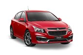 2018 Holden Cruze SRi Z-Series 5D Hatchback