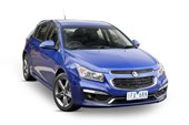 2017 Holden Cruze Z-Series 5D Hatchback
