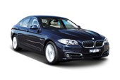 2017 BMW 535i IND Collection 4D Sedan